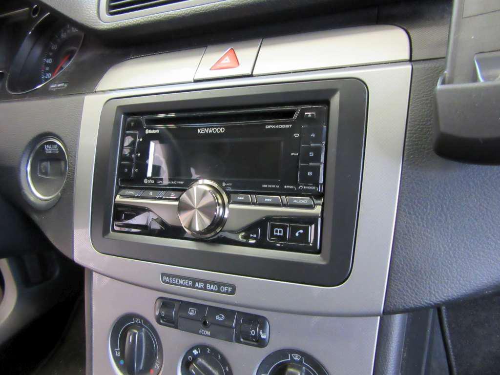 Passat B6 Instalace Autoradia A Reproduktoru Www Melodiecb Cz
