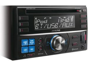 Alpine CDE-W235BT  2-DIN CD/USB/BT autorádio