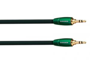 Audioquest Evergreen propojovací kabel Jack 3.5mm - Jack 3,5mm 1.5m