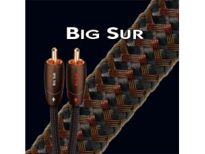 Audioquest Big Sur 1.5m RCA kabel