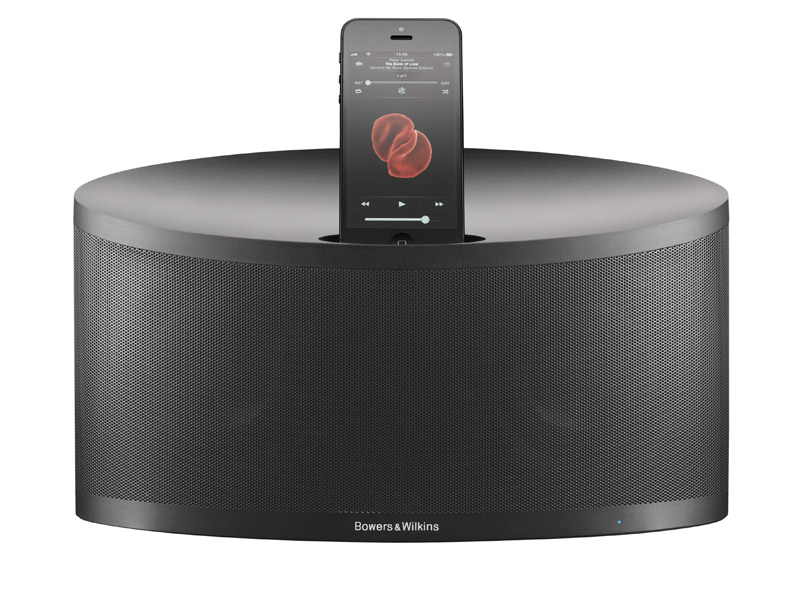 Bowers & Wilkins Z 2 ( Lightning ) Black Zvukový systém s Airplay
