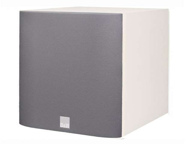 Bowers & Wilkins ASW608 White subwoofer