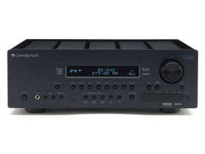 Cambridge Audio Azur 651R Black AV receiver