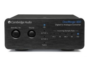 Cambridge Audio DACMagic 100 Black D/A převodník