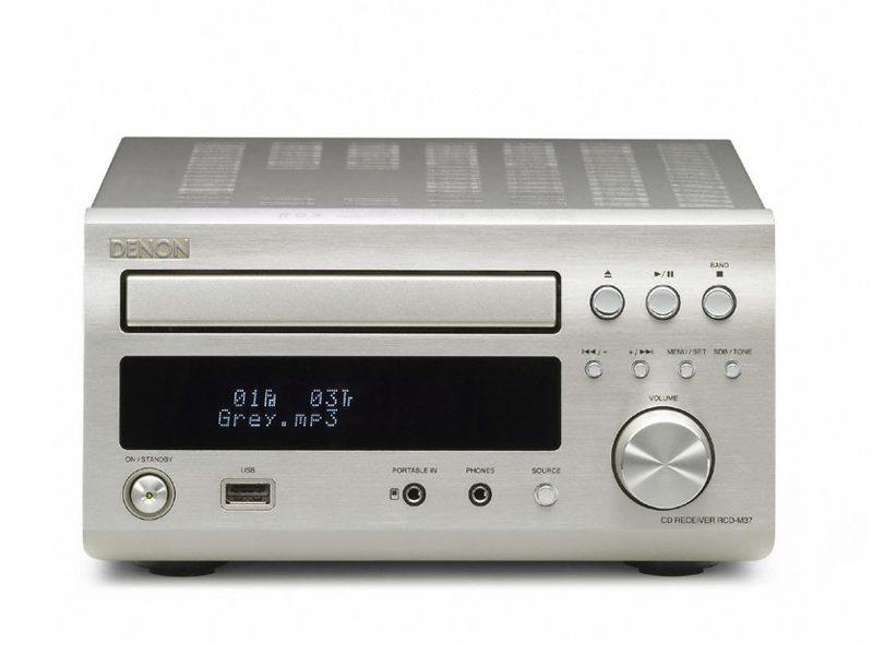 Denon RCD-M37 CD receiver