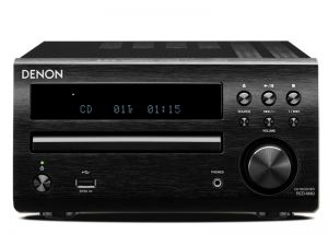 Denon RCD-M40 Black CD receiver