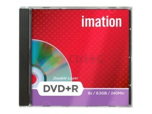 Imation DVD+R 8,5GB Dual Layer