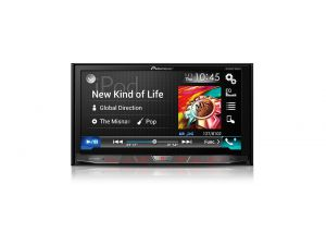 Pioneer AVH-X8700BT 2-DIN autorádio s DVD/CD/Bluetooth/USB/AUX