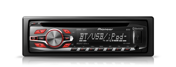 Pioneer DEH-4400BT  CD/USB/BT autorádio