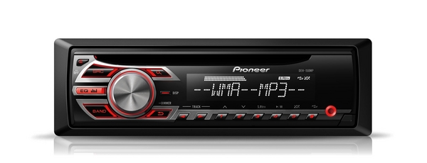 Pioneer DEH-150MP  CD/MP3 autorádio