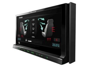 "Pioneer AVIC-F30BT  2-DIN naviceiver 7"" LCD"