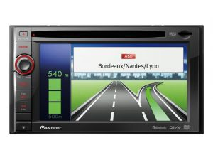 "Pioneer AVIC-F930BT  2-DIN naviceiver 6,1"" LCD"