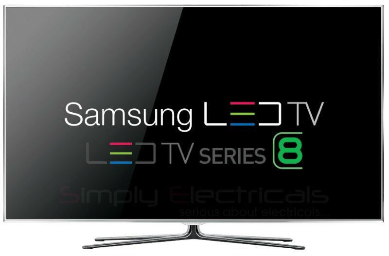 samsung ue46d8000 led televizor 46. Black Bedroom Furniture Sets. Home Design Ideas