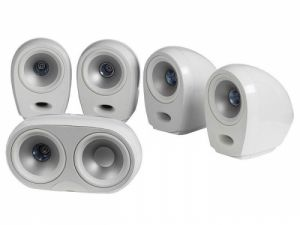 Tannoy Arena Set 5.0 silver, 4x sat + 1x centr