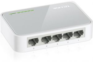 TP Link TL-SF1005D LAN switch 1:4
